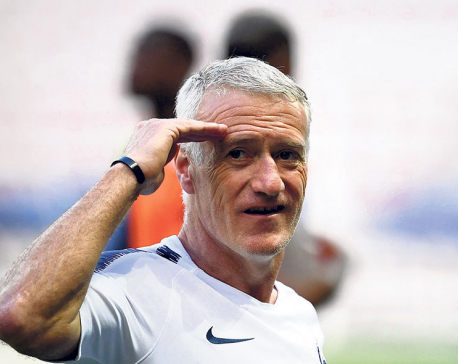 Can the young French squad prevail under Didier Deschamps?