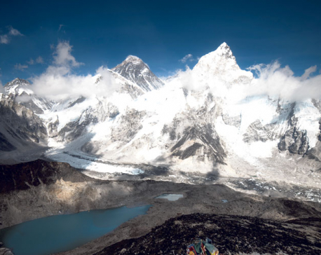 One-third of HKH glaciers will melt by 2100: Report