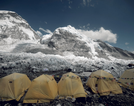 Two Sherpa widows will try to summit Everest in honor of their late husbands