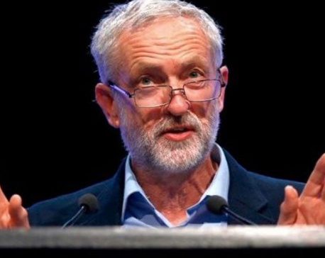 Corbyn: A Labour government will recognize Palestine statehood
