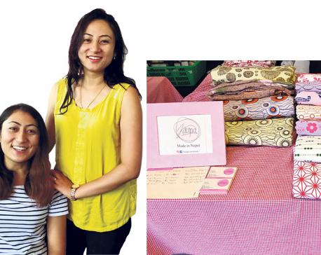 'Kaapa creations' creating pure cotton