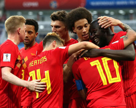 Belgium thrashes Panama by 3 goals