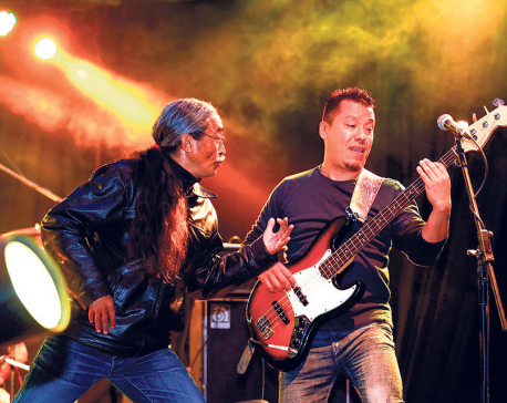 Nepathya en route to the US