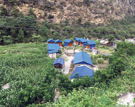 Off-season closes hotels in Manasalu area