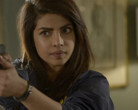 Priyanka Chopra's Quantico slammed for portraying Indian character as terrorist
