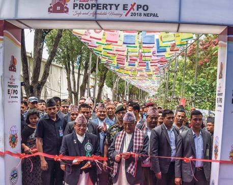 Property Expo 2018 kicks off in Kathmandu