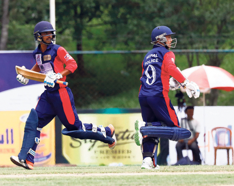 Province 5 and departmental teams to clash in semifinals