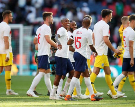 England show World Cup promise in home victory over Nigeria