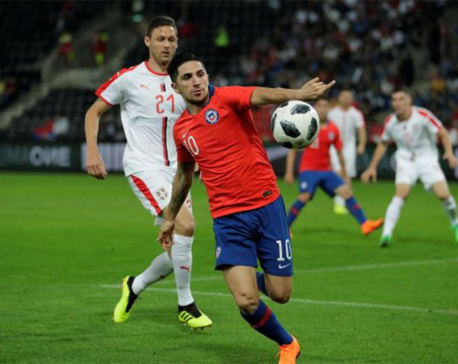 Lukewarm Serbia stumble at home, Morocco impress