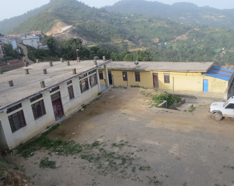 Rolpa Holeri deprived of doctors since two months