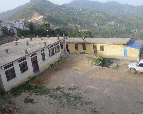 Rolpa Holeri deprived of doctors since two months