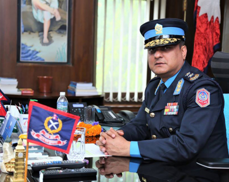 IGP Khanal leaves for US