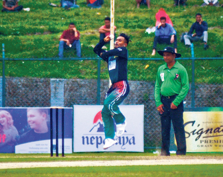 Sompal's all-round performance inspires Army's first win