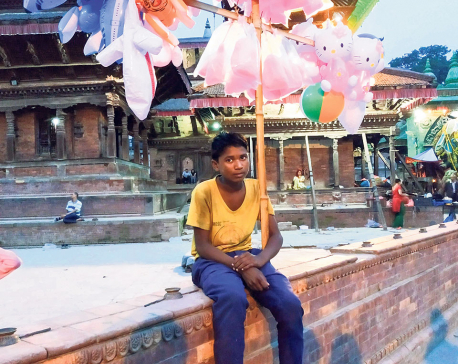 Souls of my city: Selling his childhood