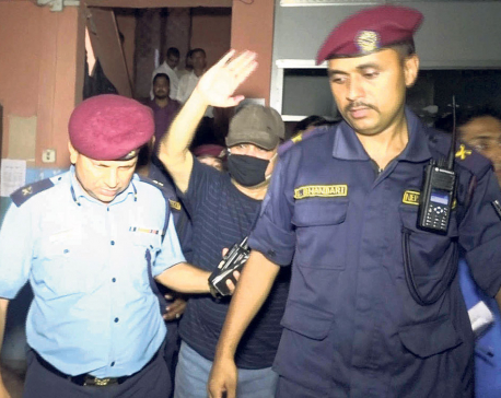 Absconding SSP surrenders, sent to judicial custody