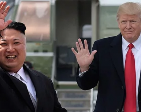North Korean, U.S. officials meet to narrow differences on eve of Trump-Kim summit