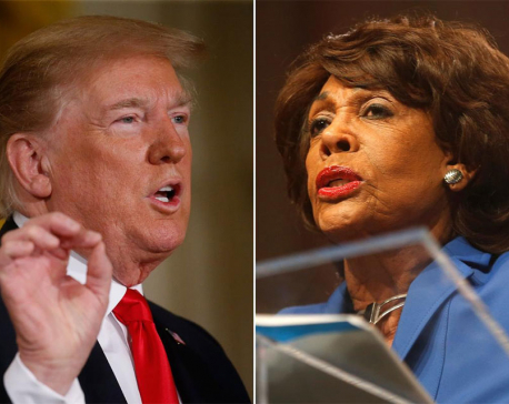 Trump, Democratic congresswoman clash as tempers rise on immigration