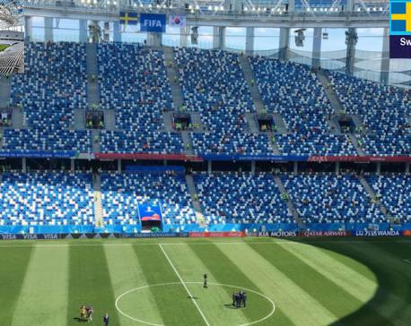 FIFA World Cup 2018: Sweden v Korea Republic(Preview)