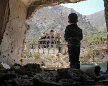 Yemen death toll 'over 60,000'