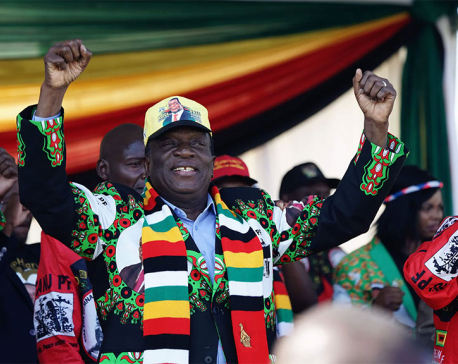 Zimbabwe's leader escapes bomb blast in Bulawayo