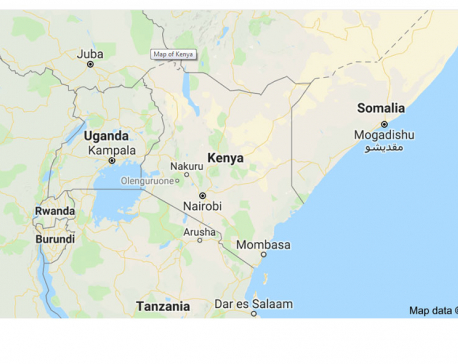 Kenyan detectives rescue 21 Nepali girls