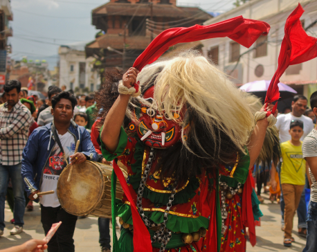 Lakhe dance competition from Sept 19