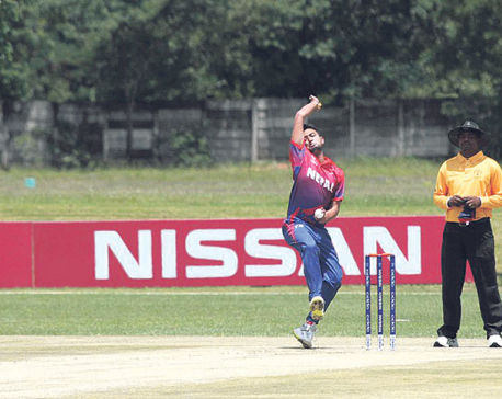 Youngsters shine as Nepal beats UAE in first warm-up match