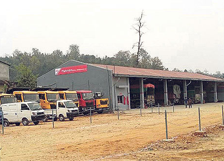 MV Dugar Group opens 'model workshop' for Mahindra vehicles