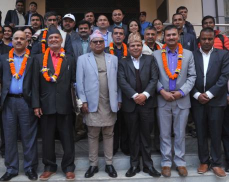 FNJ honors nine former presidents on its establishment day