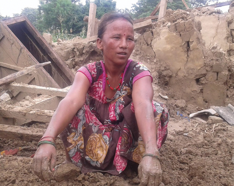 Monsoon starts stealing sleep of flood victims