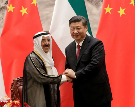 Contesting America? China pumps reconstruction money into Middle East amid US trade war