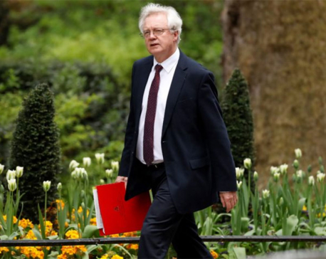 David Davis resigns as UK's Brexit secretary