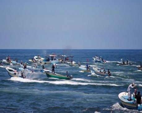 Israeli forces seize anti-blockade humanitarian Gaza fleet