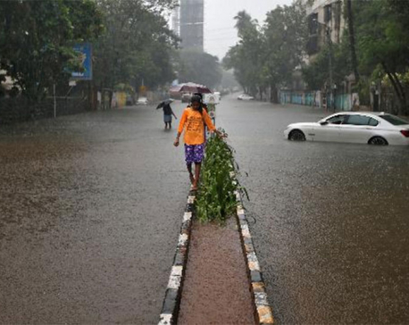 Mumbai reels under torrential rain, situation expected to worsen