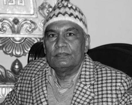 NC leader Khadka passes away