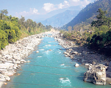 Nothing moves on Budhi Gandaki hydro