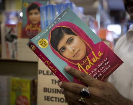 Nobel Prize winner Malala visits her Pakistan hometown
