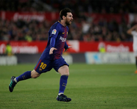 'Decisive' Messi proves worth to Barca as well as Argentina