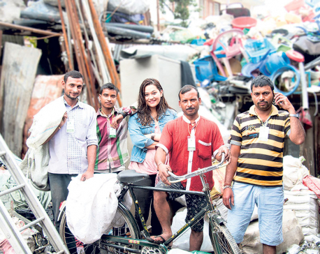 Aiming to digitize waste management