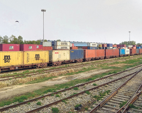 Sirsiya dry port strugglingto handle increasing imports