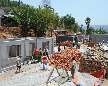 Locals take initiatives for integrated settlement