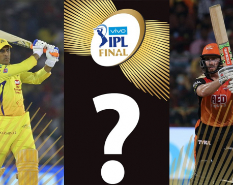 CSK wins toss and invites SRH to bat first