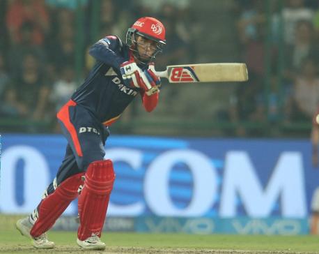 Delhi Daredevils to chase 212 runs  target