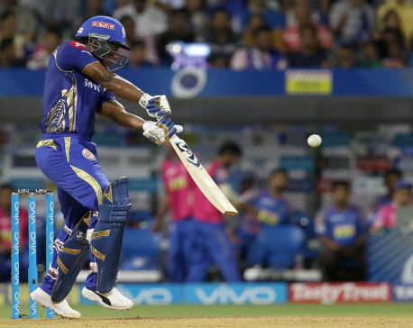 Rajasthan Royals to chase target of 169 runs