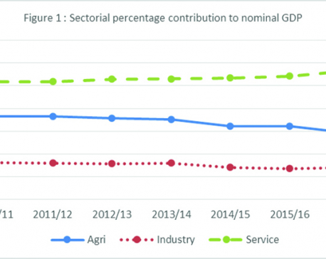 Nepal's growth path