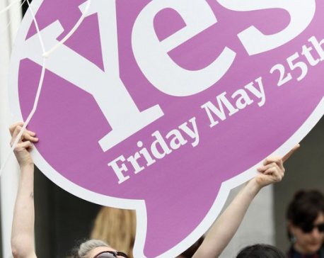 Vote points to big win for abortion rights groups in Ireland