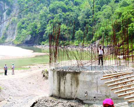 Kaligandaki water to be pumped for Tansen