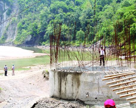 Kaligandaki water to be pumped for Tansen