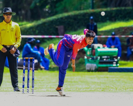 Sandeep Lamichhane added to the ICC World XI