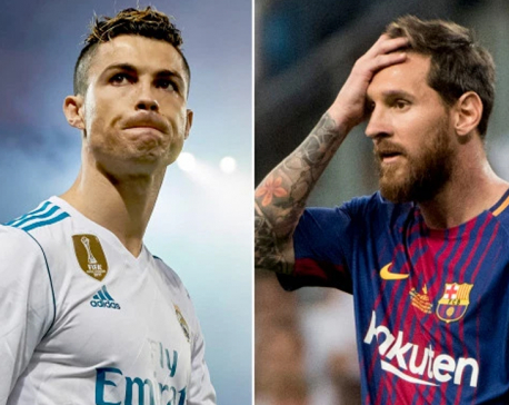 ISIS threatens to behead Ronaldo and Messi at World Cup